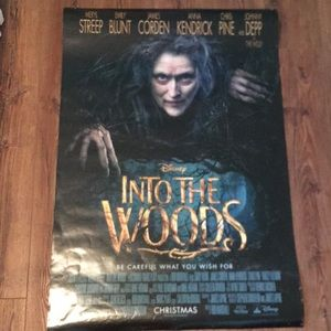 Other - Into the Woods Movie Poster